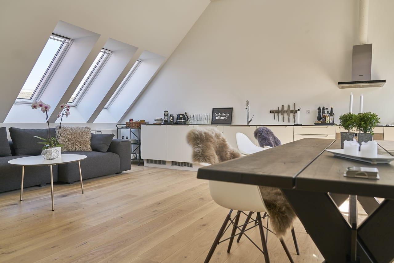 podkrovie, strešné okno, rekonštrukcia