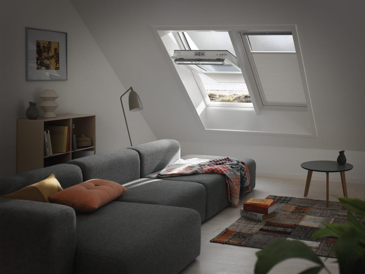 veľké okná