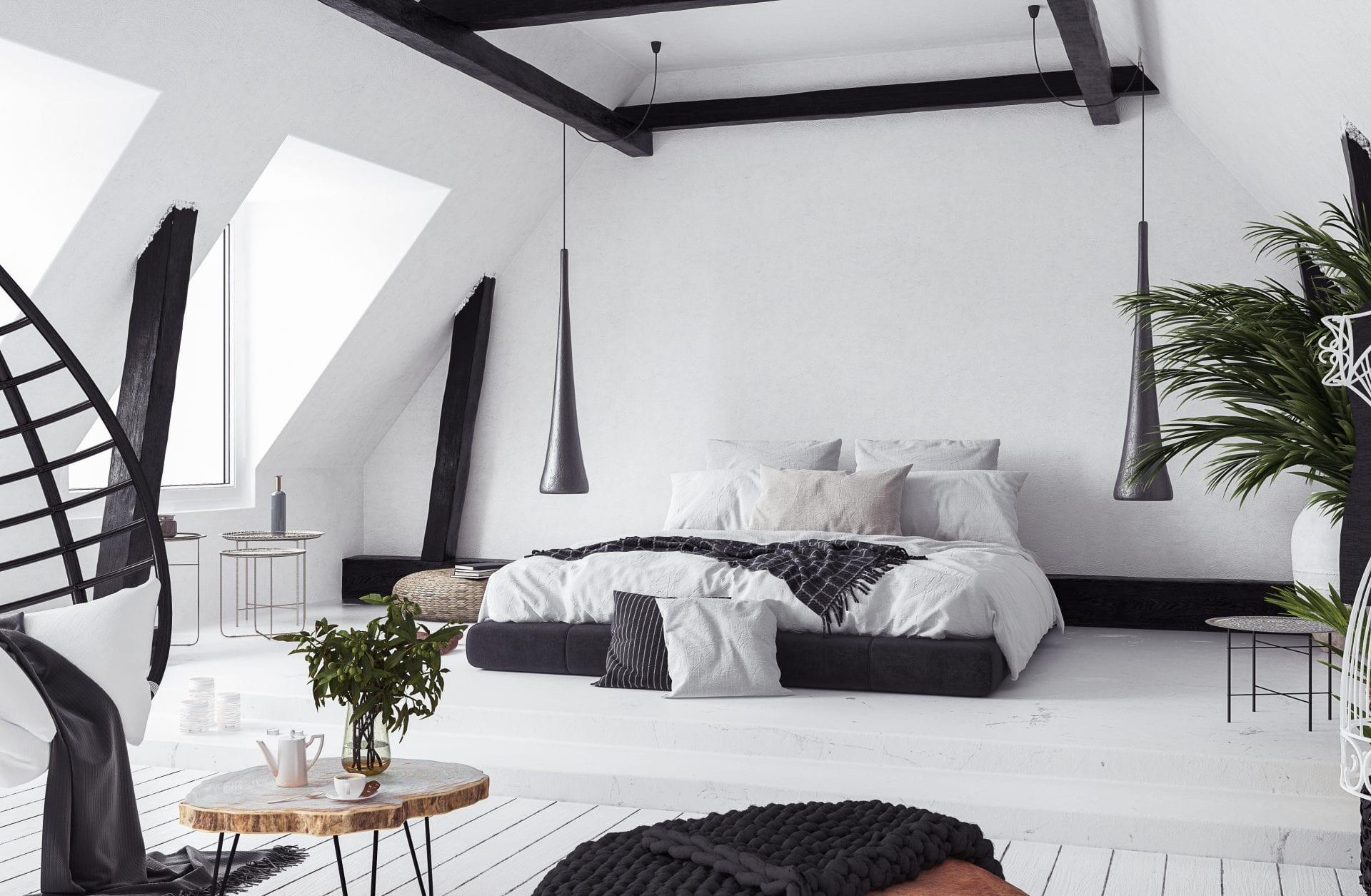 loftové bývanie