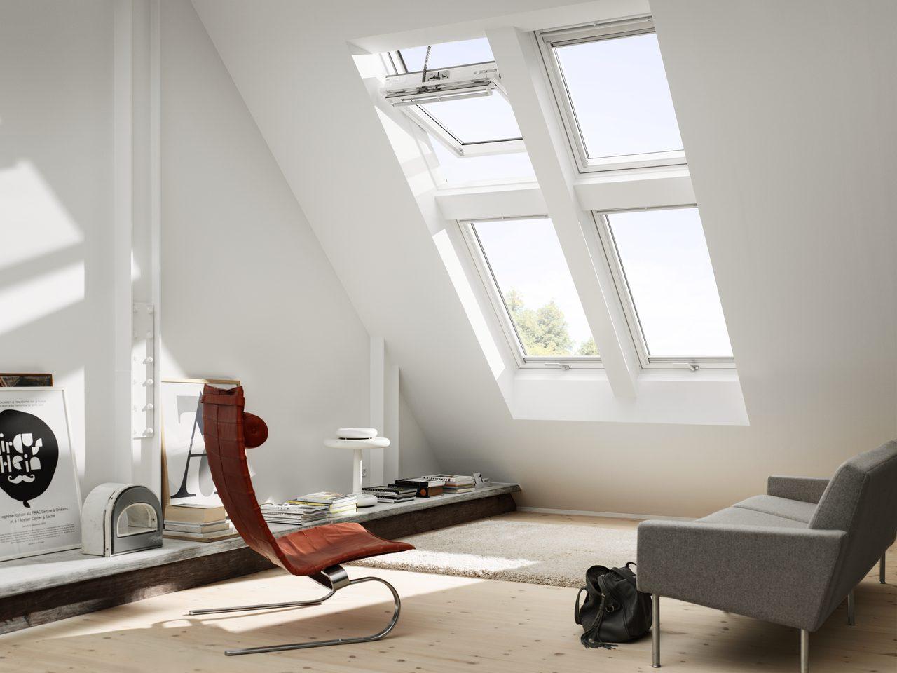 navrh okien, architekt